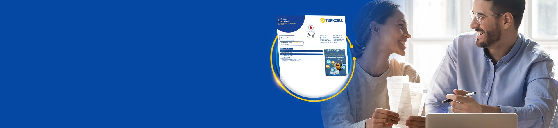 Turkcell Ödemelerim Güvende ile zor günlerde faturalarınız için endişelenmeyin!
